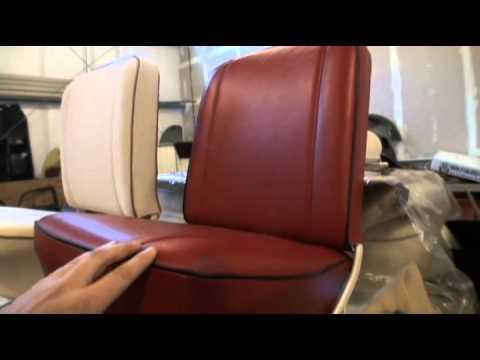 classic vw beetle bug interior kits tmi sewfine wccr part 2 youtube. Black Bedroom Furniture Sets. Home Design Ideas