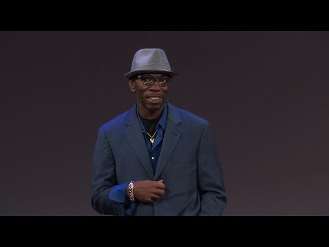 Finding freedom in an art museum | Ricky Jackson | TEDxMet