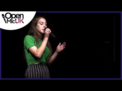 ERIN FLEMING at Bristol Open Mic UK Music competition