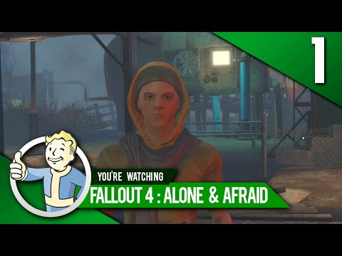 AN ORPHAN'S LIFE! - Fallout 4: Alone & Afraid Orphan Roleplay 1 (PC | Mods| 1080p)