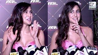 Sara Ali Khan's Funny Conversation With Media Reporters | LehrenTV