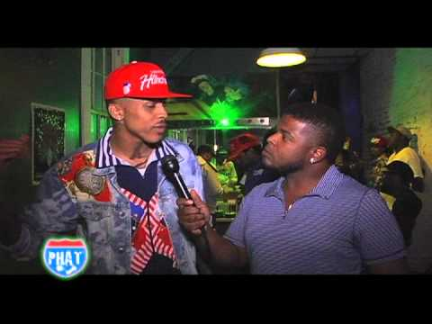 August Alsina interview on PHAT PHAT N ALL THAT