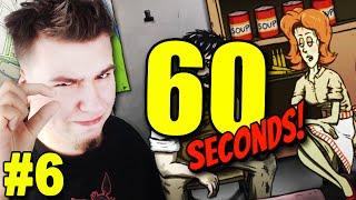NA KRAWĘDZI! LEDWO-LEDWO! (60 seconds! #6)