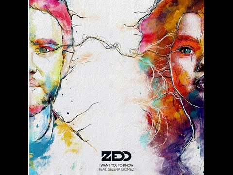 Zedd ft  Selena Gomez - I Want You To Know  (Official Audio)
