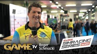 Game TV Schweiz - Roger Schmucki | Teamchef Simracing Academy | SWISS SIMRACING SERIES