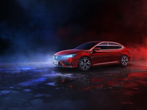 The all-new MG6 challenge at Dubai Mall