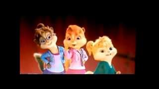Chipmunks and Chipettes I knew you were Trouble/As Long as you love me mash up