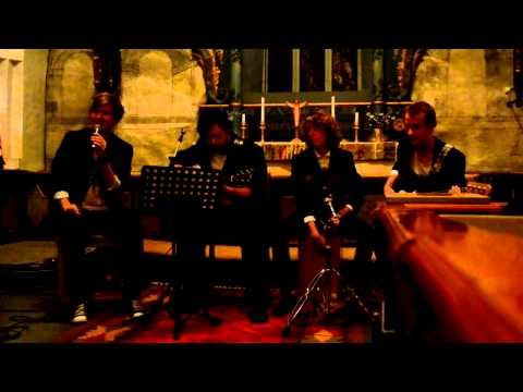 FN-gala Jonas Samuel Markus Aron - When your mind´s made up cover