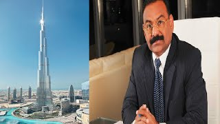 Indian Mechanic Owns 22 Apartments In Burj Khalifa,Dubai