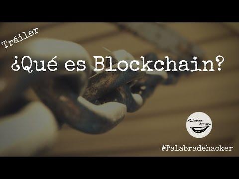 Tráiler: Ciberdebate ¿Qué es blockchain?
