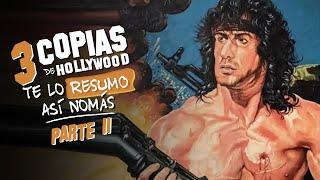 Te Lo Resumo | 3 Remakes Así Nomás YouTube Videos