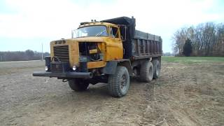 FWD 6x6 Dump Truck For Sale Video 1