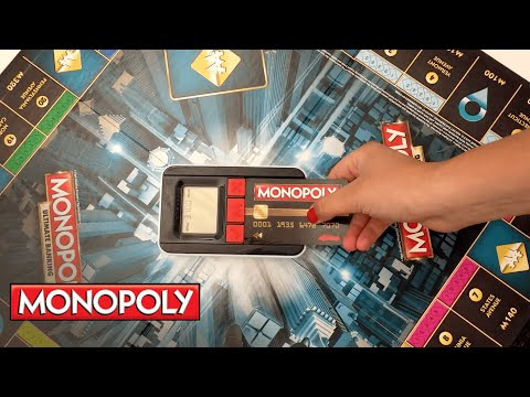 Monopoly - 'Ultimate Banking' T.V. Spot - Hasbro Gaming