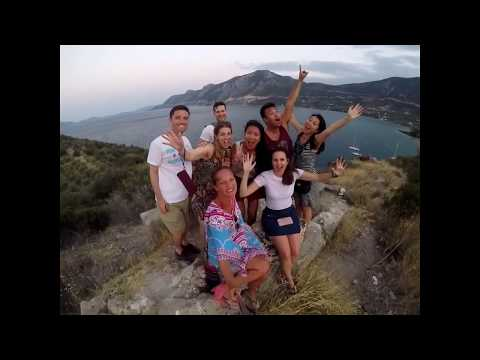 Greek Islands Sailing - August 2017