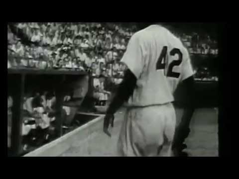 "Ellis Paul's Official ""Jackie Robinson"" Video"