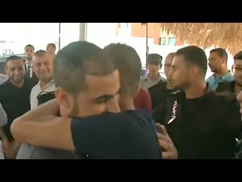 Hamas frees five prisoners of rival Fatah party