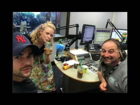 Hilarious interview with Joanne Clifton and Ben Adams on BBC Radio Wales