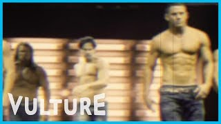 """Magic Mike XXL"" as 70s X-Rated Flick: ""Vulture Remix"" Episode 1"