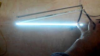 Замена подсветки в ЖК мониторе на LED
