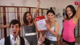 Yell TV - Школа Стриптиза Синди