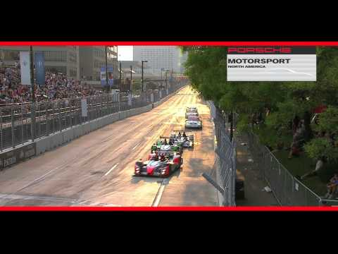 Porsche Race Recap - 2011 Grand Prix of Baltimore