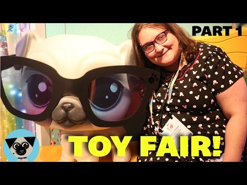 Toy Fair 2017 Part 1: New Toys from Moose Toys, Hasbro, Just Play, Tech4Kids, WowWee and more!