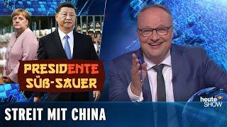 Streit um Hongkong: China ist stinksauer