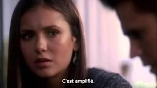 Elena avoue ses sentiments pour Damon à Stefan 4x06