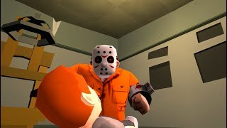 JASON en la CARCEL! Friday the 13th: Killer Puzzle #2