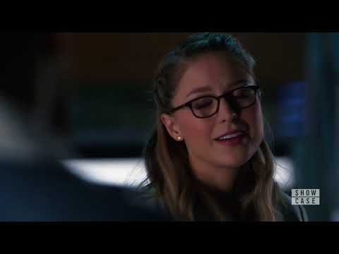 Supergirl  3x09. Mon-El and Kara. You looking at me with no love in your eyes.