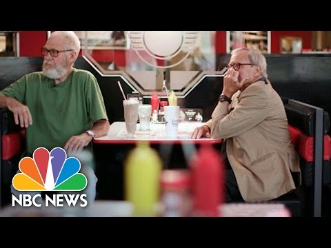 David Letterman: Who's Interviewing Whom? | On Assignment | NBC News