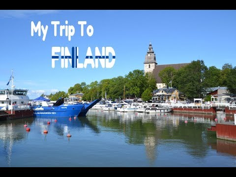 My trip to Finland : Beginning of a journey