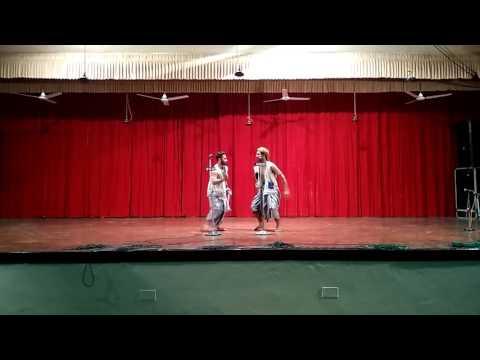 1st prize winning Bhand marasi nautanki Performance by Deptt of Laws, GNDU at Jashan 2017