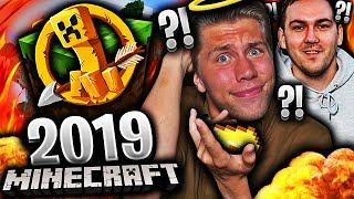 SURVIVAL GAMES på MINECRAFT men i 2019... ⚔️💥 **Muligens med Dennis Vareide**