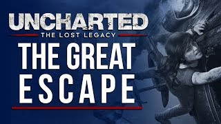 The Great Escape | What Makes Uncharted The Lost Legacy So Incredible