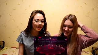 RUSSIAN GIRLS REACT TO CL @the Pyeongchang 2018 Winter Olympics Closing Ceremony