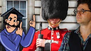 Énerver Un Garde Royal : ÇA FAIT QUOI ?