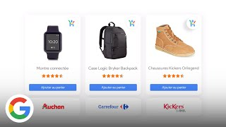 Achetez les produits de marchands reconnus directement sur Google - Google France