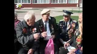 Песни военных лет, полевая кухня, встреча с ветеранами(, 2012-05-11T10:15:54.000Z)