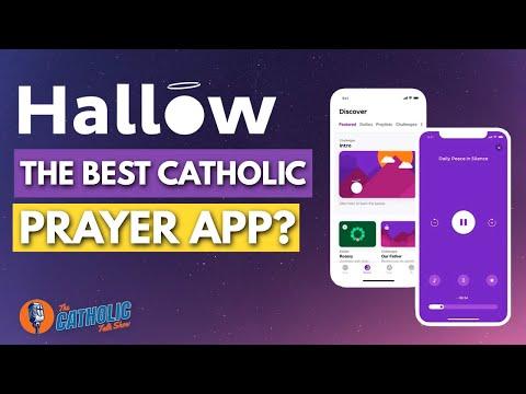 Hallow: The Best Catholic Prayer App | The Catholic Talk Show