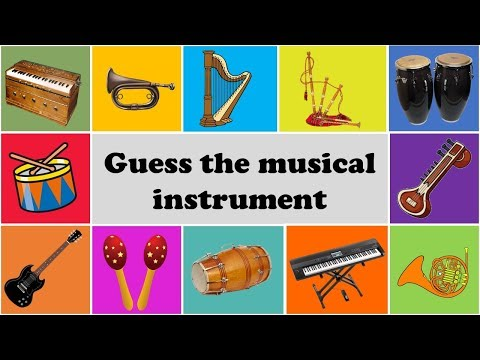 The 10 Question Challenge | Musical Instruments | Lilquizwhiz | Fun Quiz