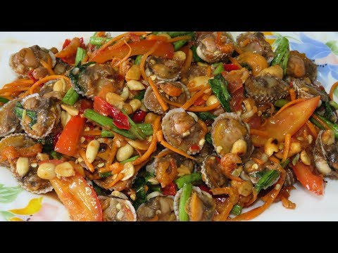 Amazing Girl Cooking Seafood –  Yummy Creative Seafood Recipe At Home – Asian Food Recipes