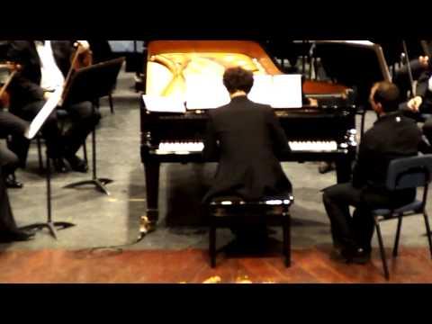 David Greilsammer & the The Israel Symphony Orchestra Rishon LeZion: Mozart's 24th Piano Concerto
