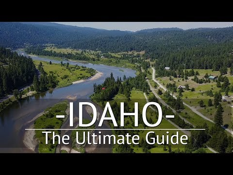 Things To Do In Idaho | Ultimate Travel Guide & Top 4 Places To See
