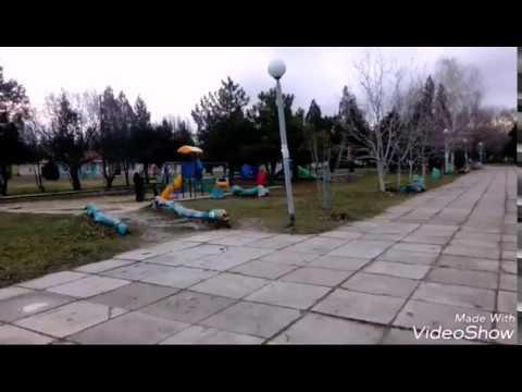 Крым, Армянск.   Прогулка по улицам города