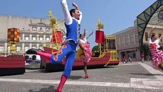 Parque España - Baile del Capitán 3/25 11:30