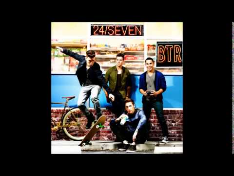 Big Time Rush - 24/7 Instrumental with (Backing Vocals)