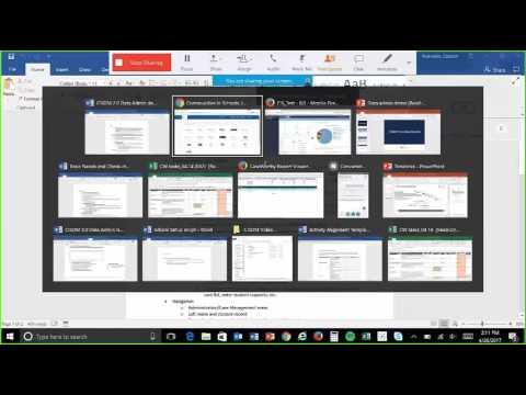 CISDM 2 0 data admin demo