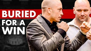 10 Times Dana White Buried A Fighter After A Win