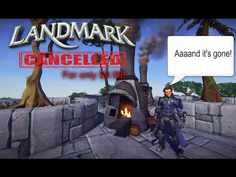 Landmark Shutting Down (Anyone Surprised?)